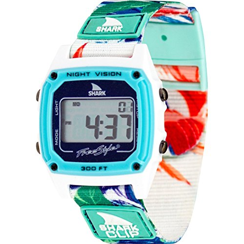 Freestyle Shark Classic Clip Aloha Paradise Green Unisex Watch FS101028 - Freestyle Mens Green