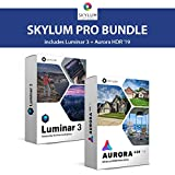 Skylum Pro Bundle - Luminar 3 and Aurora HDR 2019 AI Powered Professional Image Editing Software Bundle | For Windows or Mac | Photo Enhancing & HDR Program