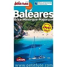 BALÉARES 2011 + DVD : IBIZA, MINORQUE, MAJORQUE