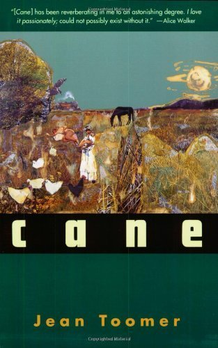Books : Cane by Jean Toomer (1994-02-09)