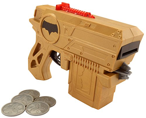 DC Justice League Batman Disc Blaster Action Figure -