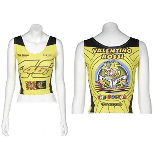 (Precisport Valentino Rossi Ladies Doctor Tank)