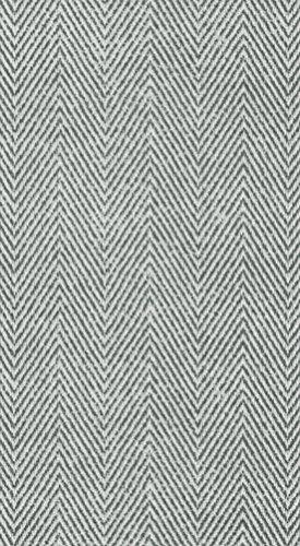 Caspari Hand Towels or Paper Guest Towels Party Supplies 24 Count Gray Herringbone - Paper Linen