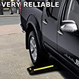 VaygWay Rubber Parking Curb Guide – Heavy Duty