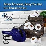 Perco Lite 1 Line Price Gun with Labels Kit