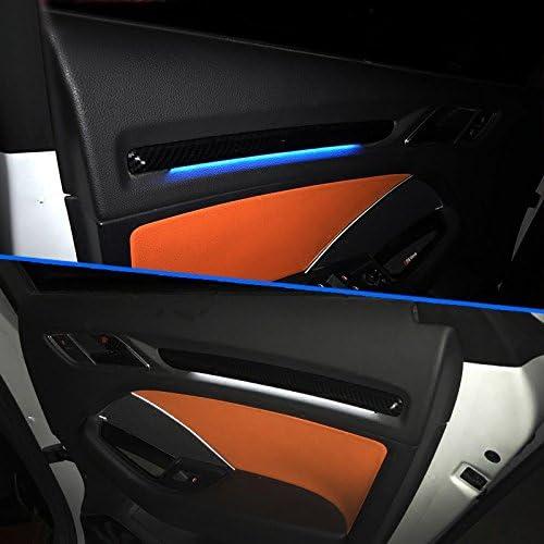 High Flying Innenbeleuchtung 7 Farbig 4 Stück Für A3 8v Sportback Fünftürer Bj 2012 2019 Auto