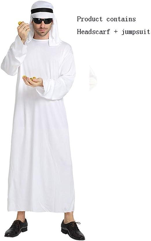 Zxb-shop Halloween para Disfraz Disfraces Árabe de Disfraces de ...