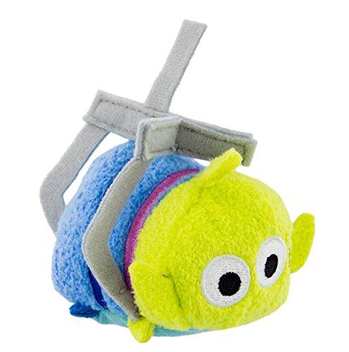 3 1/2'' Toy Story Alien with The Claw Tomorrowland Mini Tsum Tsum Disney Pixar