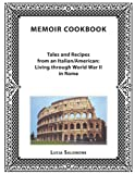 Memoir Cookbook, Lucia Salomone, 1452032750