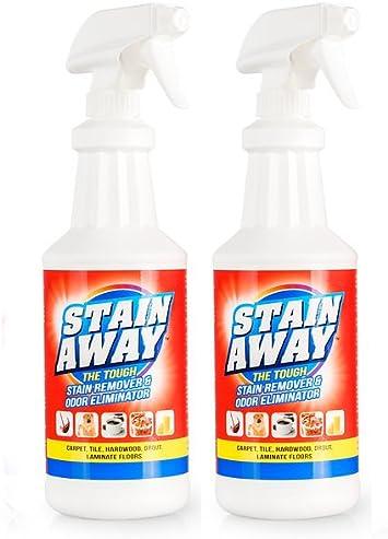 Manchas de distancia de la limpieza de alfombras solución Spray quitamanchas: mejor natural limpiador de spot