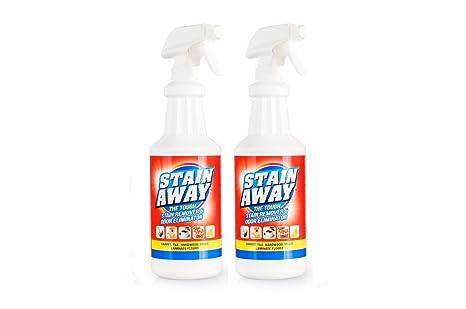 Manchas de distancia de la limpieza de alfombras solución Spray quitamanchas: mejor natural limpiador de