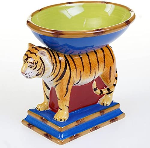 Tracy Porter for Poetic Wanderlust Imperial Bengal 3D Bengal Compote 6 x 4 x 55