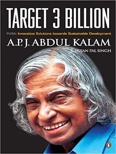 Target 3 Billion Book