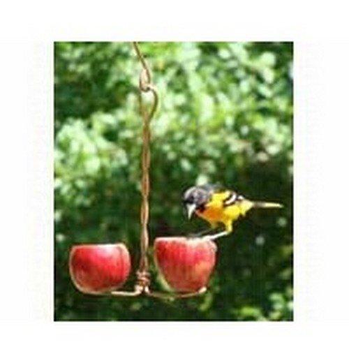Songbird Essentials SEHHDBAP Double Fruit Feeder (Set of 1)