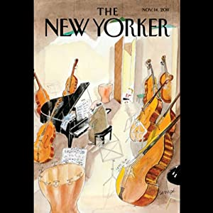 The New Yorker, November 14th 2011 (Nicholas Schmidle, Steve Millhauser, James Surowiecki) Periodical