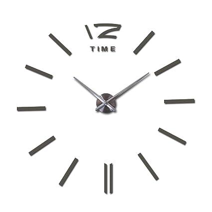 Amazon.com: Chitop Wall Clock Large Decorative Wall Clocks ...