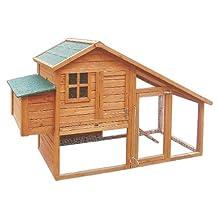 Advantek 21831A Farm House Chicken Coop