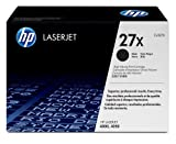 HP LaserJet 27X Print Cartridge – Retail Packaging – Black, Office Central