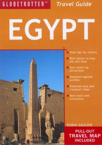 Egypt Travel Pack (Globetrotter Travel Guides)