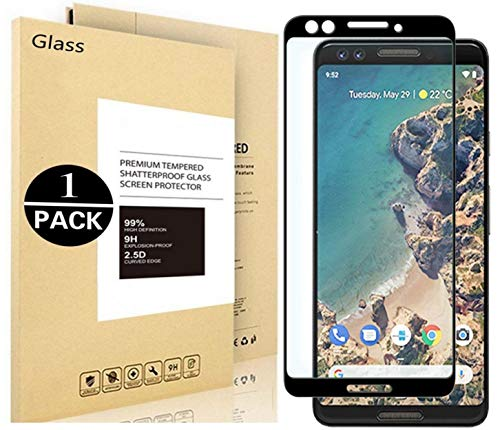 Google Pixel 3 Screen Protector,Vigeer [Full...