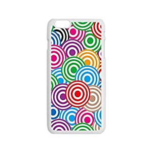 Colorful simple charming pattern Phone Case for iPhone 6 by lolosakes
