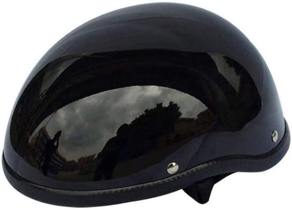 Brain Cap-motorradhelm Mit Offenem Gesicht ECE Retro Jet Motorradhelm Crash Moped Scooter Pilot Racing Cap Hardshell Helm DOT-zulassung