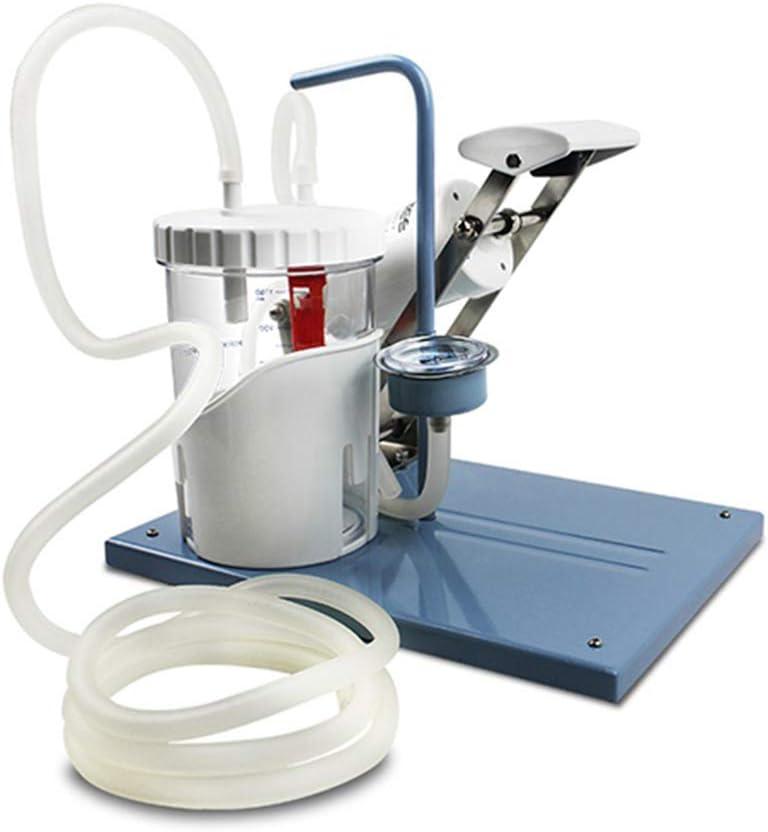 Máquina De Succión De Secreción De Moco, Unidad de Dispositivo de Bomba de Tipo de Pedal de Aspirador de esputo de Pedal portátil