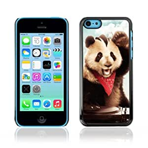 Designer Depo Hard Protection Case for Samsung Galaxy Note 3 N9000 / Panda DJ