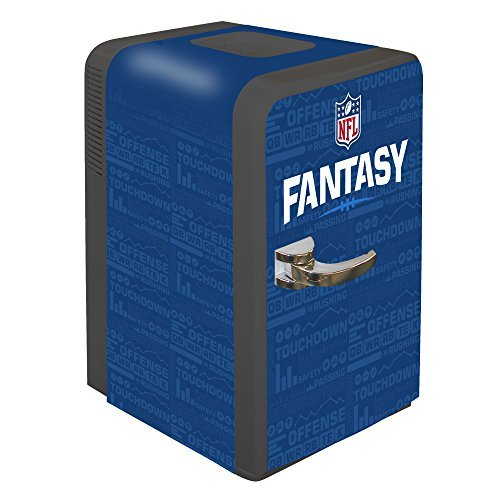 Boelter Brands NFL Fantasy Football League Portable Party Fridge 15 Quarts [並行輸入品]