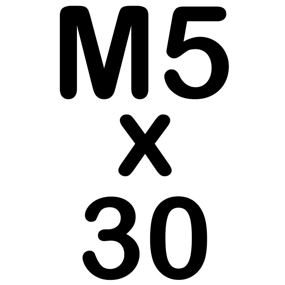 50 Sechskantschrauben Edelstahl M8 x 140mm Vollgewindeschrauben Schrauben DIN 933 A2