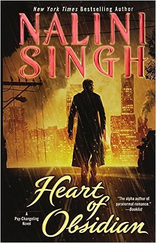 Amazon Fr Heart Of Obsidian Nalini Singh Livres