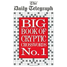 Daily Telegraph Big Book Cryptic Crosswords 1