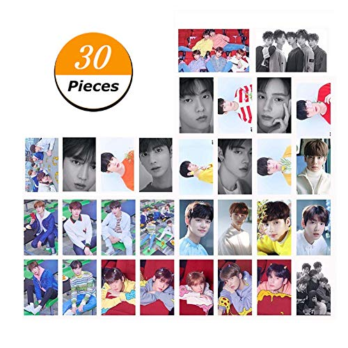 Youyouchard Kpop BTS TXT Tomorrow X Together Ablum The Dream Chapter: Star Photo Card Poster Lomo Cards Self Made Paper HD Photocard/Crystal Card Sticker (Style 8: lomo Photo) from Youyouchard