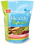 Natural Balance Healthy Bones Treats with Salmon, Sweet Potato, and Apple for Dogs, 8-Ounce Bag, My Pet Supplies