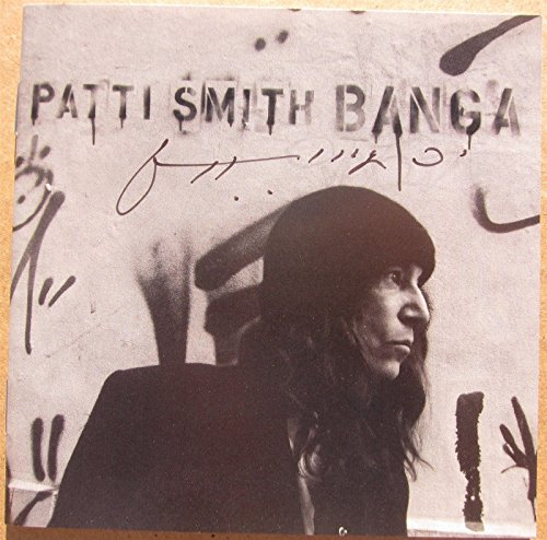 Patti Smith Rock and Roll HOF signed CD Cover Banga Beckett BAS (Smith Signed Ball)
