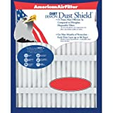 Dust Shield Air Filter [Set of 3] Size: 4-3/8'' x 16'' x 25''