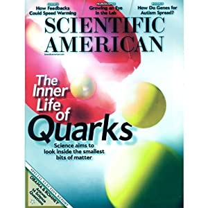 Scientific American, November 2012 Periodical