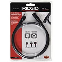 RIDGID 37103 17-mm Replacement Imager with 3-foot Cable, Replacement Camera Head