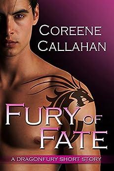 Fury of Fate: A Dragonfury Short Story (Dragonfury Series) by [Callahan, Coreene]