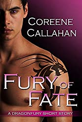 Fury of Fate: A Dragonfury Short Story (Dragonfury Series) (English Edition)