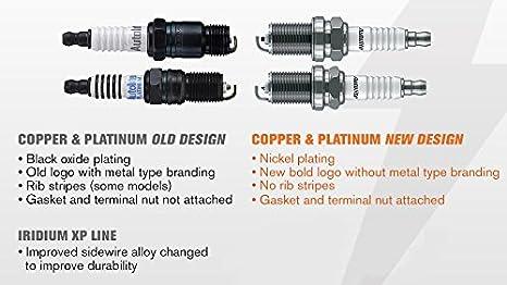Amazon.com: Autolite 4275-4PK Copper Non-Resistor Spark Plug, Pack of 4: Automotive