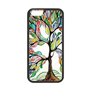 iPhone 6 Protective Case - Love Tree Hardshell Cell Phone Cover Case for New iPhone 6