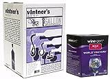 Wine Making Equipment Kit Plus Merlot Ingredient Kit