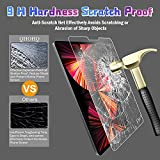 [2+2 Pack] QHOHQ Screen Protector for iPad Pro 11