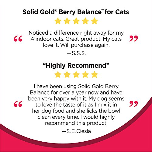 Solid Gold Dog Amp Cat Supplements For Urinary Tract Health