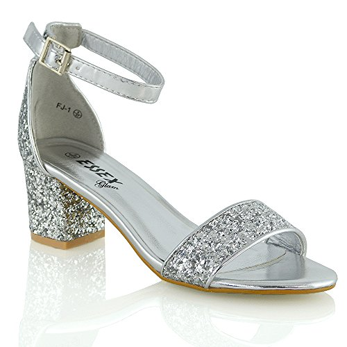 Essex Ankle Synthetic Strappy Sandals product image