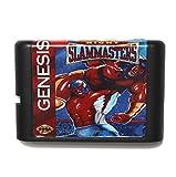 Taka Co 16 Bit Sega MD Game Slam Masters Saturday Night Game Cartridge Newest 16 bit Game Card For Sega Mega Drive / Genesis System