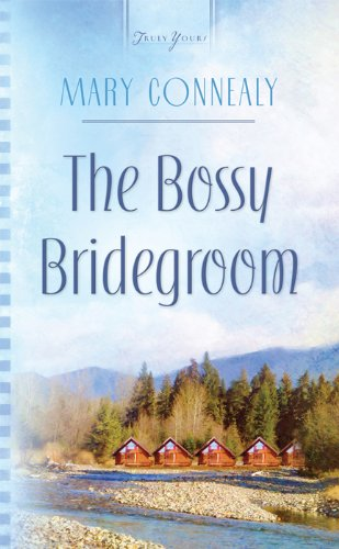 book cover of The Bossy Bridegroom