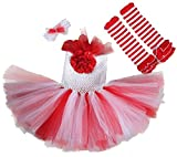 Tutu Dreams Christmas Tutu Dress for Baby Girls