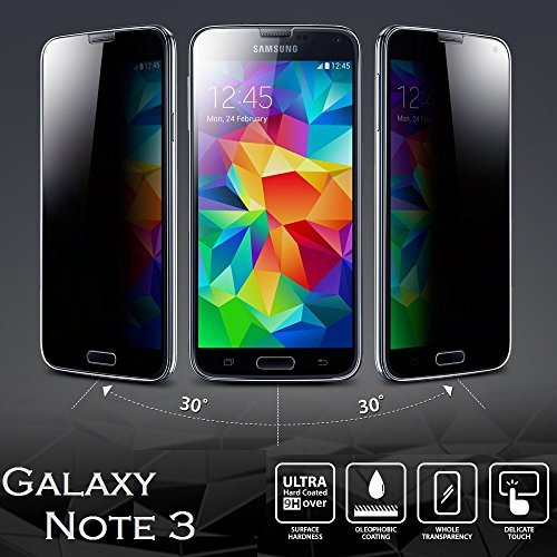 Tempered Glass Screen Protector Guard For Samsung Galaxy S5 SV - 9